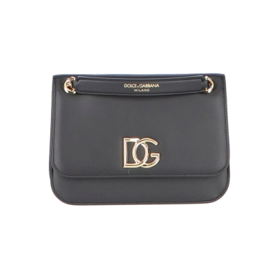 DOLCE & GABBANA MILLENNIALS LEATHER BAG