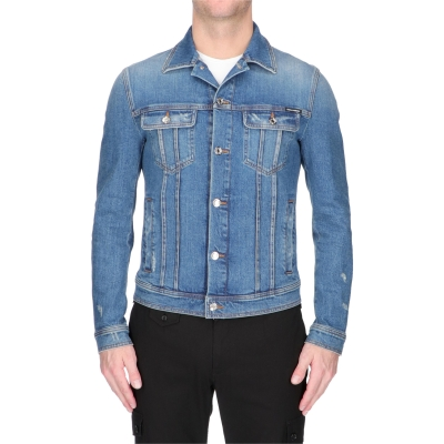 DENIM JACKET DOLCE GABBANA