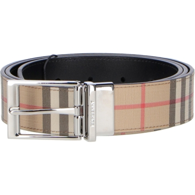 REVERSIBLE BELT LOUIS BURBERRY