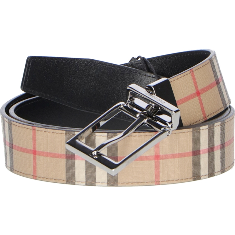 CINTURA REVERSIBILE LOUIS BURBERRY