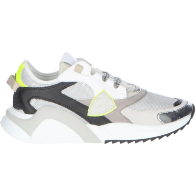 SNEAKERS EZE METAL FLUO PHILIPPE MODEL