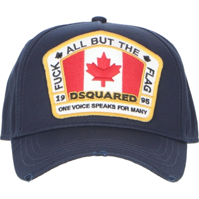 CAPPELLO CANADA PATCH DSQUARED2