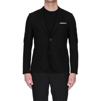 BLAZER TRAVEL TECNO JERSEY NEIL BARRETT