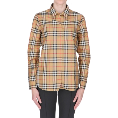 CROW BURBERRY SHIRT