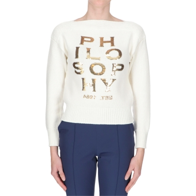PHILOSOPHY PULLOVER