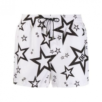 DOLCE & GABBANA SHORT SWIMMING TRUNKS