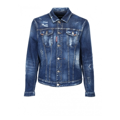DSQUARED2 DAN JEAN JACKET