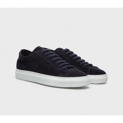 DOUCAL'S ANDREW SUEDE SNEAKERS