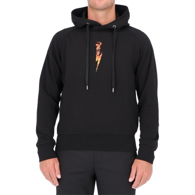 NEIL BARRETT FIRE BOLT HODDIE