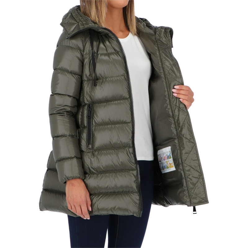 MONCLER SUYEN PADDED DOWN JACKET