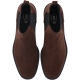 TOD'S SUEDE BEETLE BOOTS