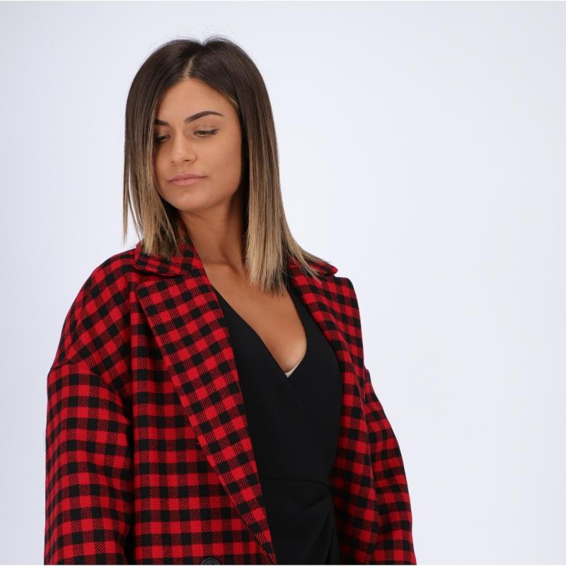RED VALENTINO COAT