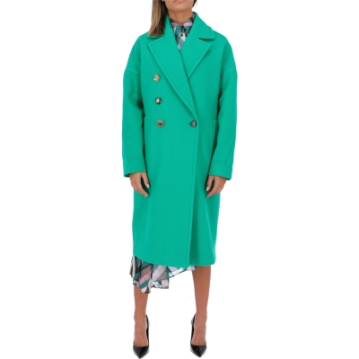 PINKO FAGLIA WOOL COAT