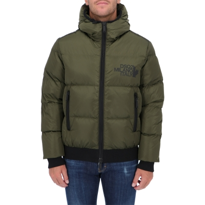 DSQUARED2 NYLON PUFFER