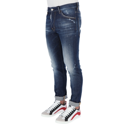 JEANS COOL GUY LAVAGGIO DARK PROPER DSQUARED2