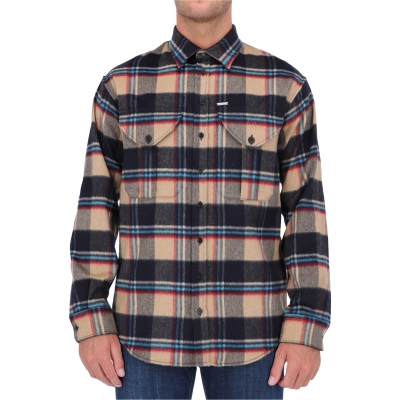 DSQUARED2 CHECK WESTERN SHIRT