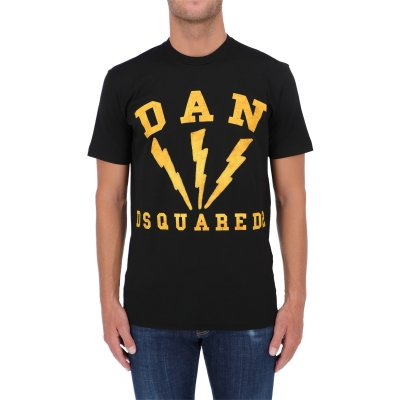 DSQUARED2 DAN FLASHED  T-SHIRT