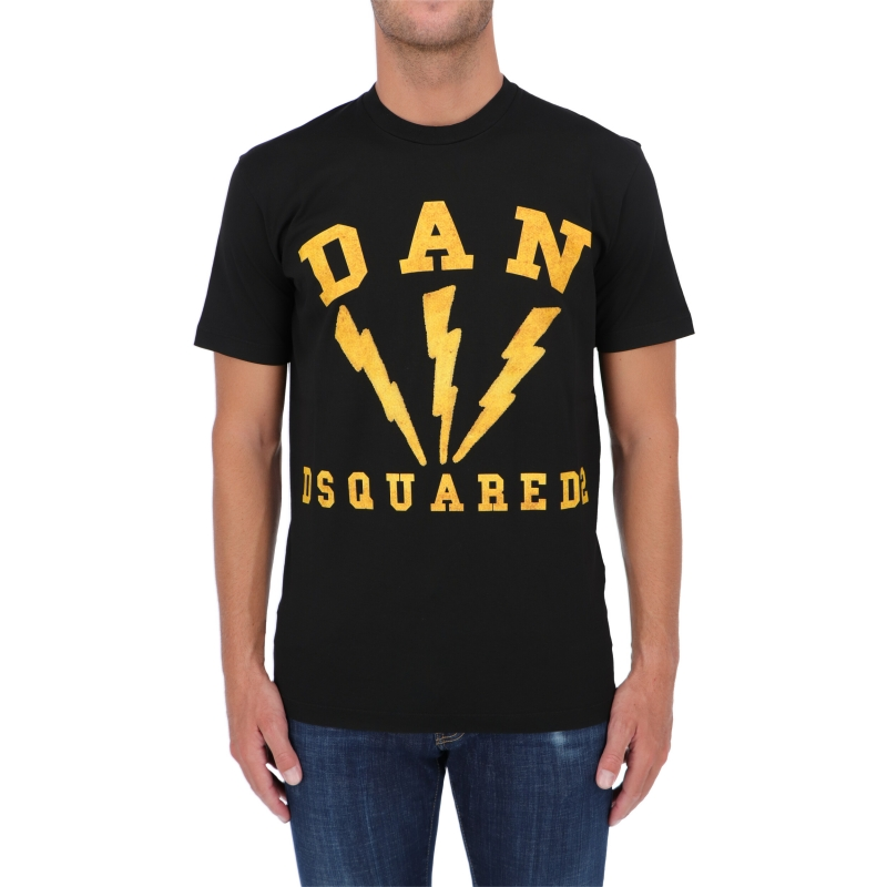 T-SHIRT DAN FLASHED DSQUARED2