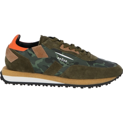 SNEAKERS CON STAMPA CAMOUFLAGE GHŌUD VENICE