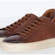 DOUCAL'S LEATHER KOBE SNEAKERS
