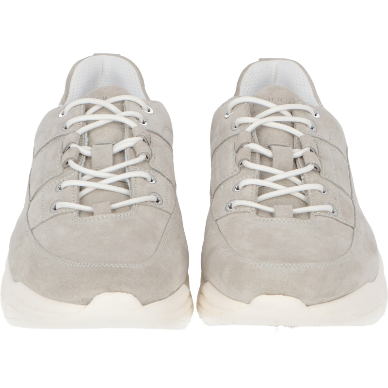 DOUCAL'S SUEDE RUNNIG SNEAKERS