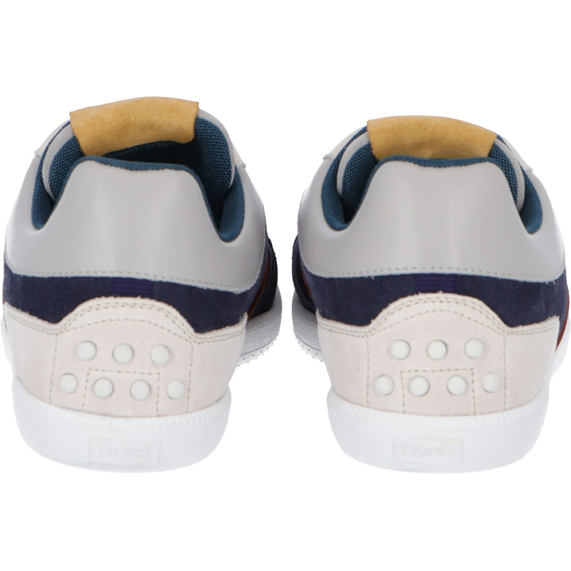 TOD'S MULYICOLOUR SUEDE SNEAKERS