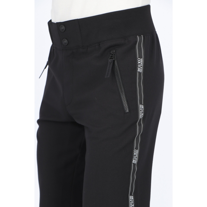 VERSACE JEANS COUTURE LOGO TAPE TRACKPANTS