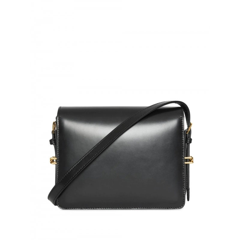 BURBERRY GRACE CALFSKIN LEATHER CROSSBODY BAG