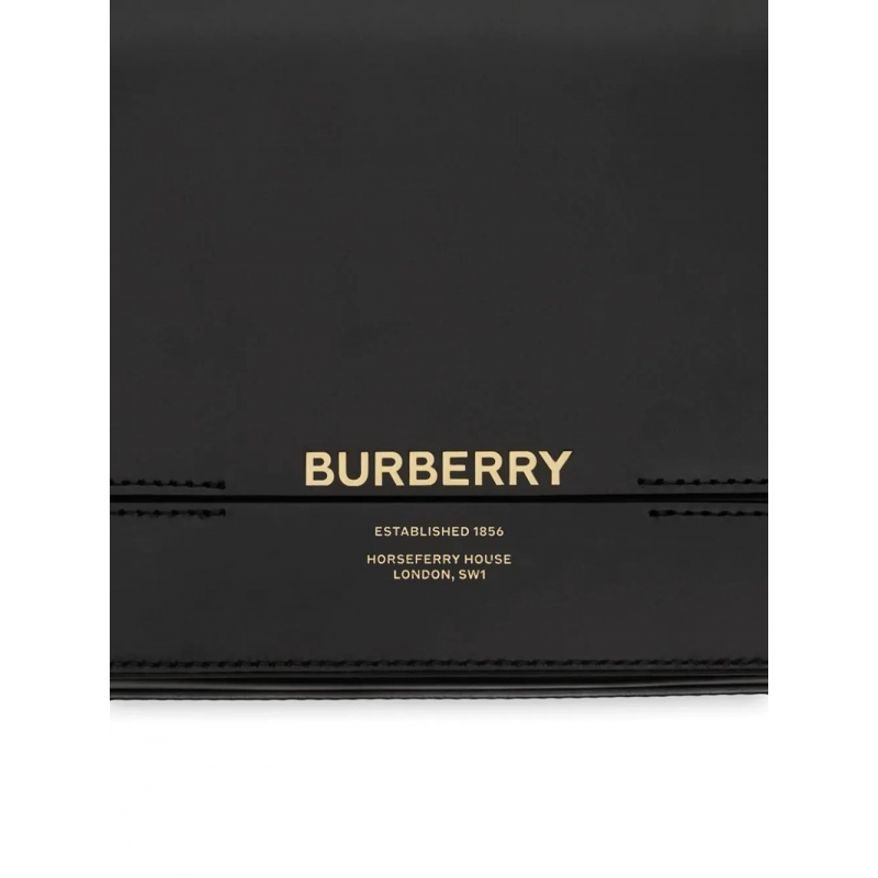 BURBERRY GRACE CALFSKIN LEATHER CROSSBODY BAG