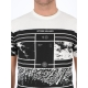 STONE ISLAND SHORT SLEEVE MURAL PART 2 T-SHIRT
