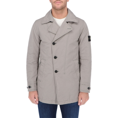 STONE ISLAND DAVID-TC WITH PRIMALOFT® INSULATION TECHNOLOGY MID LENGTH JACKET