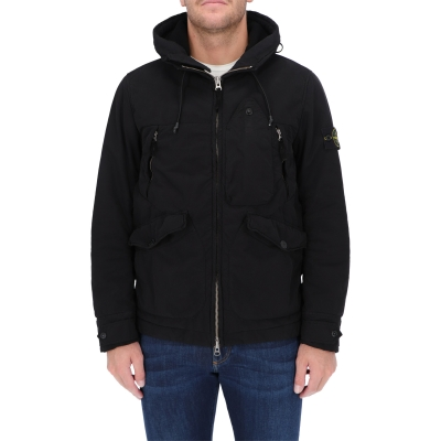 STONE ISLAND DAVID LIGHT-TC WITH MICROPILE PARKA