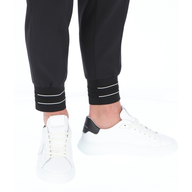 PANTALONI TRAVEL RIB CUFF SLIM NEIL BARRETT