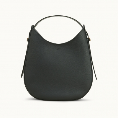 TOD'S LEATHER OBOE BAG