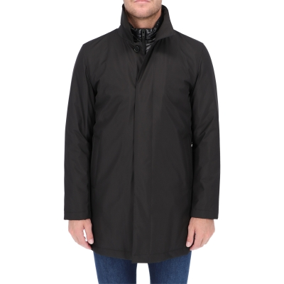 FAY DOUBLE FRONT CONSTRUCTION RAINCOAT