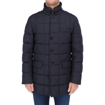 FAY DOUBLE FRONT HIGH-TECH DOWN JACKET
