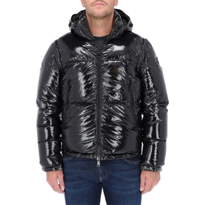 PAUL & SHARK DOWN JACKET WITH REMOVABLE SLEEVES