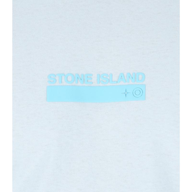 "STONE ISLAND ""SMALL LOGO ONE"" SHORT SLEEVE T-SHIRT"