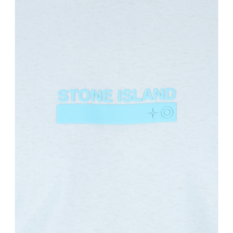 "T-SHIRT MANICA CORTA ""SMALL LOGO ONE"" STONE ISLAND"