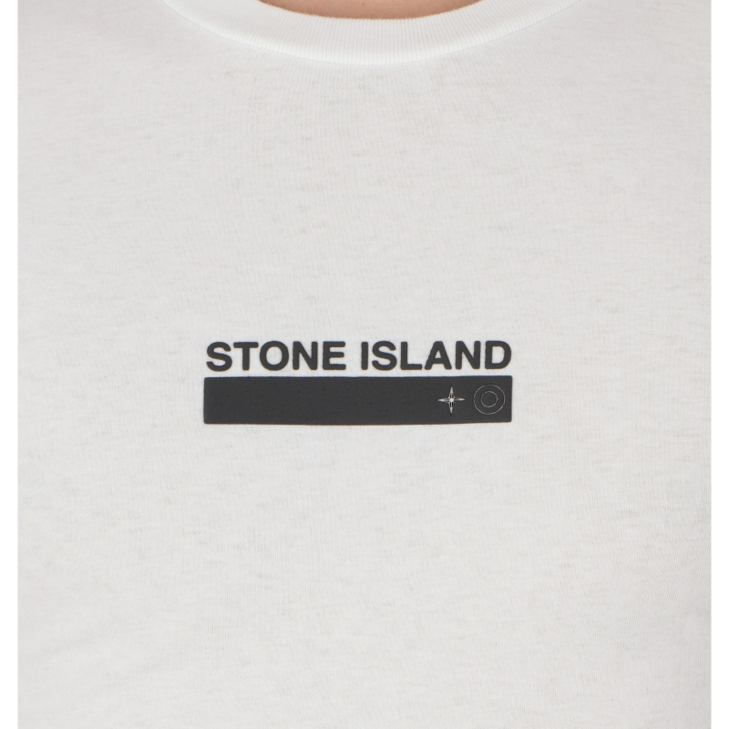 "STONE ISLAND ""SMALL LOGO ONE"" SHORT SLEEVE T-SHIRT"