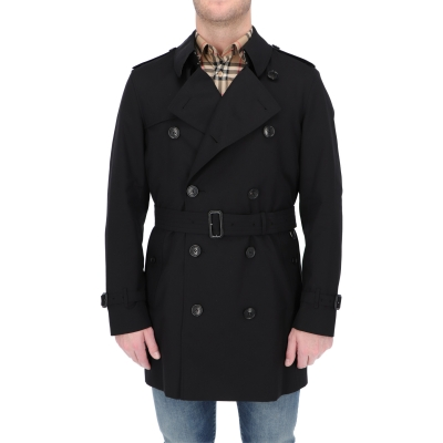 BURBERRY WIMBELDON SHORT TRENCH COAT