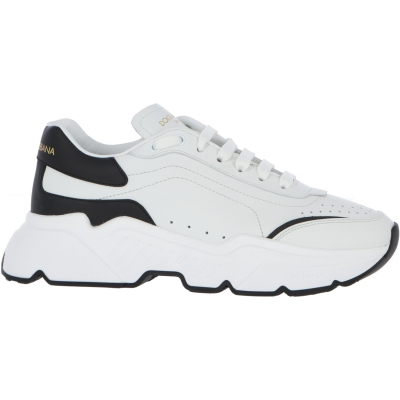 SNEAKERS DAYMASTER IN VITELLO NAPPATO DOLCE & GABBANA