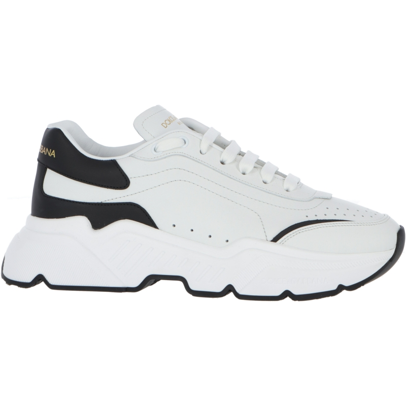 DOLCE & GABBANA NAPPA LETHER DAYMASTER SNEAKERS