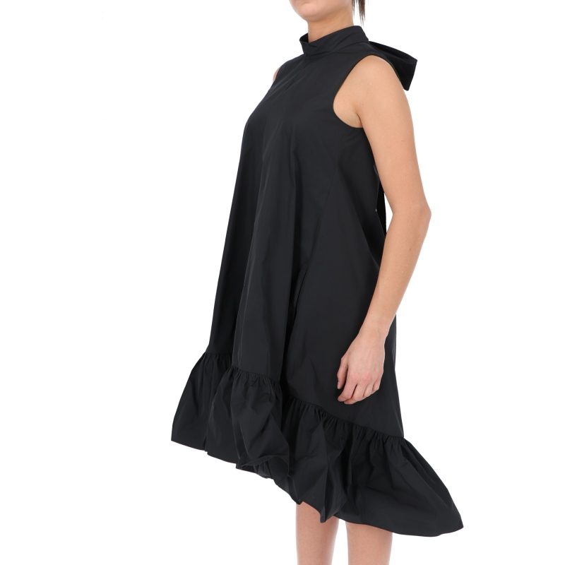 BLACK TAFFETA' DRESS