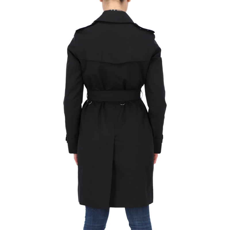 KENSINGTON COTTON TRENCH