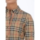 LAPWING VINTAGE CHECK COTTON SHIRT