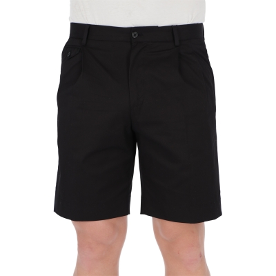 DOLCE & GABBANA STRECH COTTON SHORTS