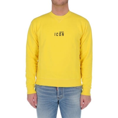 DSQUARED2 MINI ICON CREWNECK SWEATSHIRT