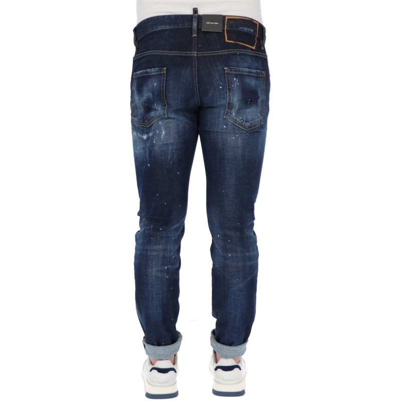 JEANS COOL GUY DARK 1 WASH DSQUARED2