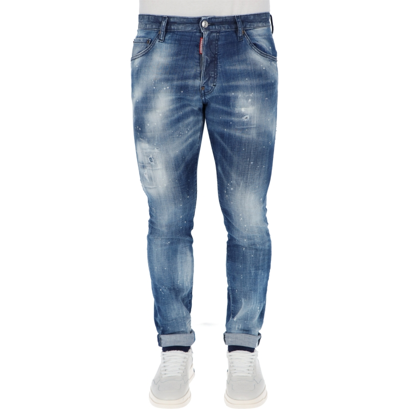 JEANS COOL GUY MEDIUM WASH 2 DSQUARED2